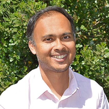 Kunal Ghosh, PhD Founder & CEO